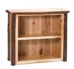 Hickory Medium Bookshelf - Rustic Maple