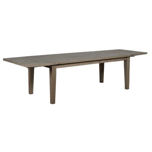 "Sebago Ext Dining Table 79""+ 35"""