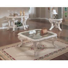 Callie Coffee Table (Sofa Table Not Available)