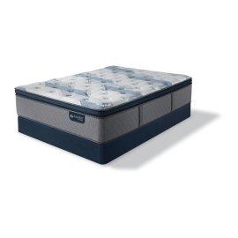 iComfort Hybrid Blue Fusion 300 Plush Pillow Top Queen