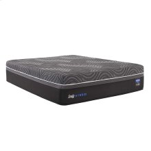 Queen Sealy Hybrid Premium Firm Silver Chill Mattress