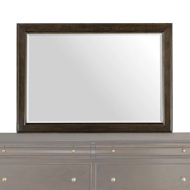 Good Bassett FurnitureProvence Espresso Provence Mirror