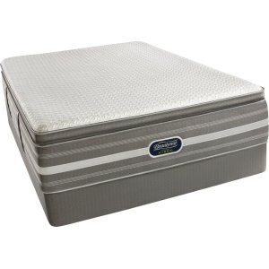 SimmonsBeautyrest - Recharge - Hybrid - Ryleigh - Ultra Luxury Pillow Top - Cal King