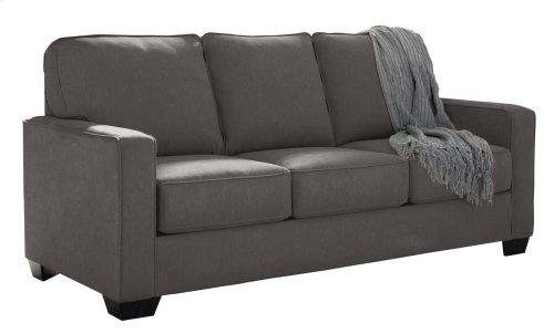 Zeb Full Sofa Sleeper - Charcoal