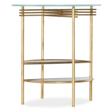 Living Room Well Balanced Round End Table Base