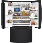 GE ®energy Star® 27.7 Cu. Ft. French-Door Refrigerator