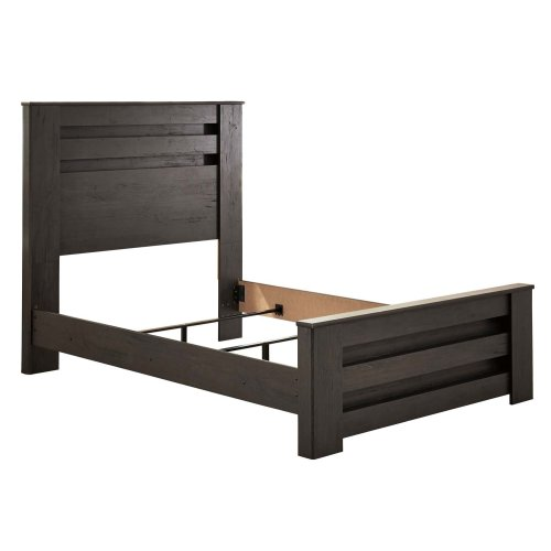 Brinxton - Black 3 Piece Bed Set (Full)