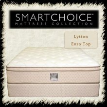 Smart Choice - Lytton - Euro Top - Queen