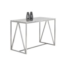 Abel Counter Table - White