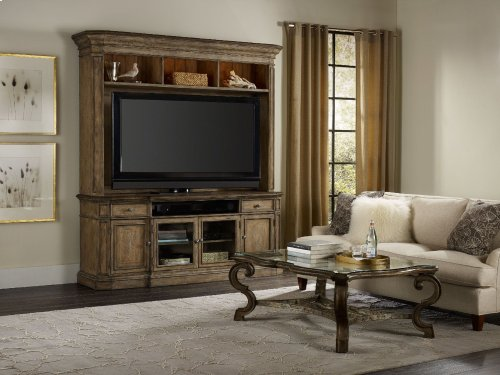 Home Entertainment Solana Two Piece Entertainment Group
