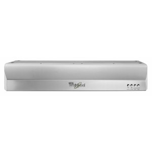 AmanaGold® 30-inch Vented 300-CFM Under-Cabinet Hood - Stainless Steel