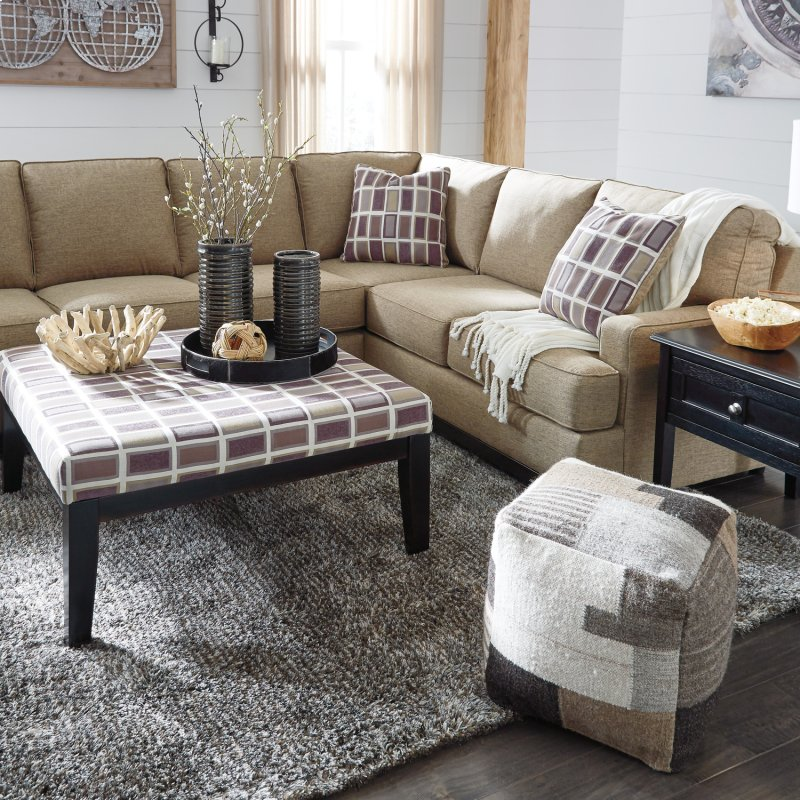 Additional Oversized Accent Ottoman