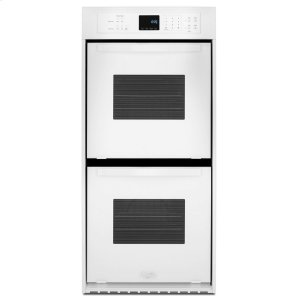 Whirlpool6.2 Cu. Ft. Double Wall Oven with High-Heat Self-Cleaning System