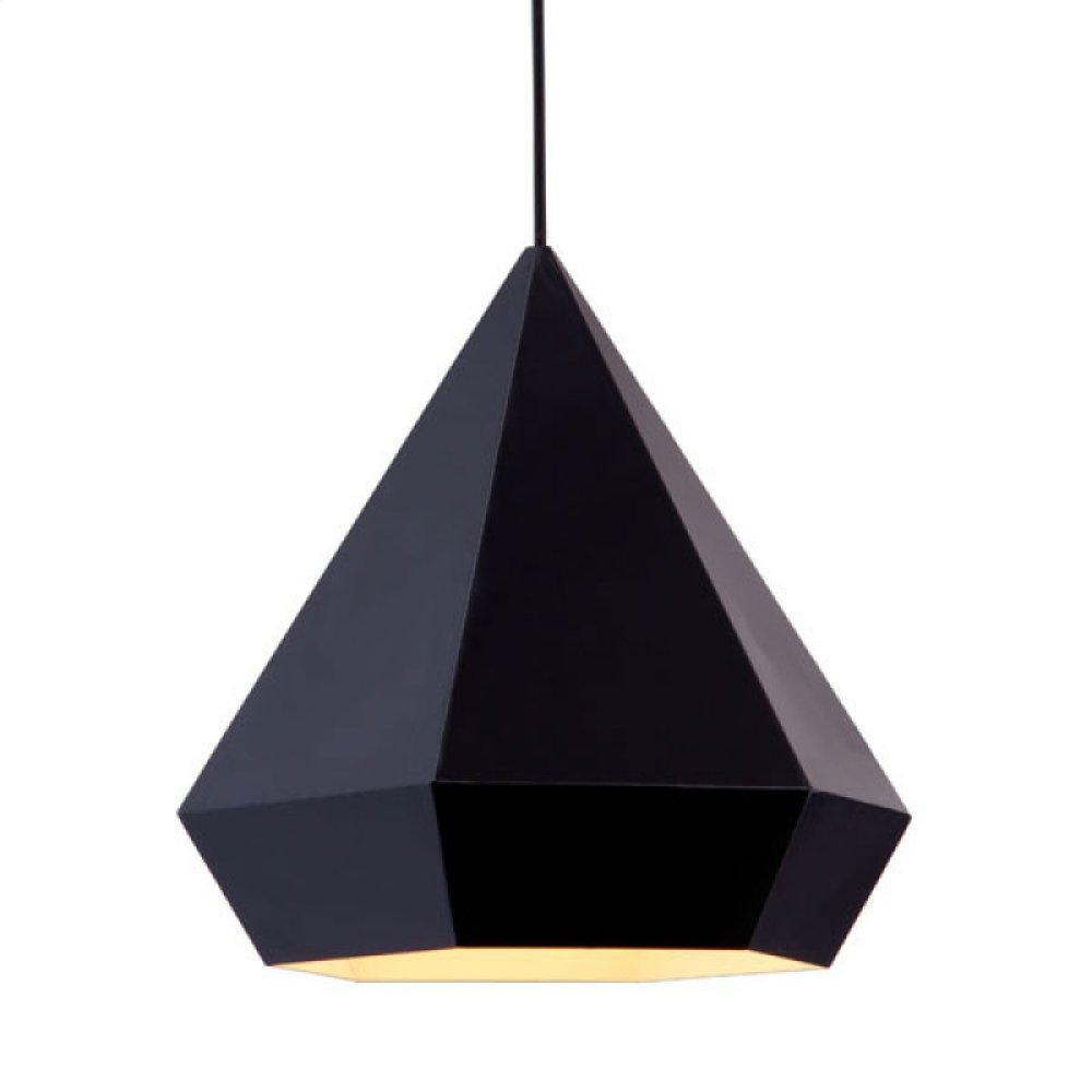 Forecast Ceiling Lamp Black