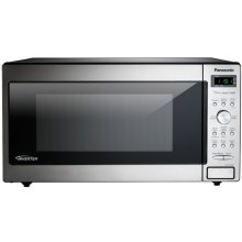 1.6 Cu. Ft. Built-In/Countertop Microwave Oven with Inverter Technology - Stainless Steel - NN-SD762S