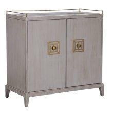 Monogram Bar Cabinet