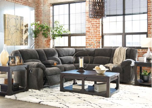 Timpson - Slate 2 Piece Sectional