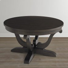 Provence Espresso Provence Round Cocktail Table