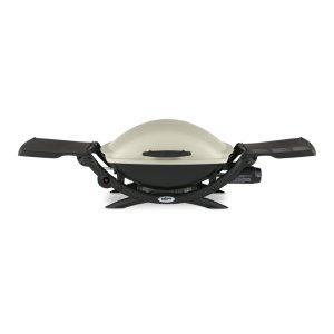WeberQ™ 2000™ LP Gas Grill - Titanium