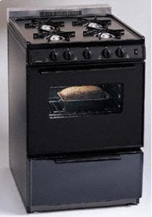 "24"" Gas Ranges"