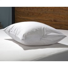 Stain Protection Pillow Encasement (2 Pack) - King