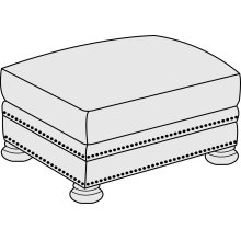 Foster Ottoman in Molasses (780)