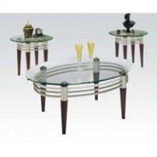 Marseille Avalon 3pc Table Set