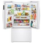Whirlpool 36-Inch Wide Counter Depth French Door Refrigerator - 24 Cu. Ft.