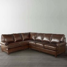 American Casual Montague Large L-Shaped Sectional