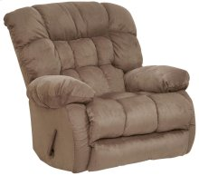 Saddle 4517-2 Teddy Bear Chaise Rocker Recliner