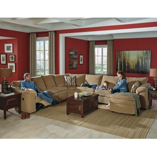 Coats - Dune 5 Piece Sectional