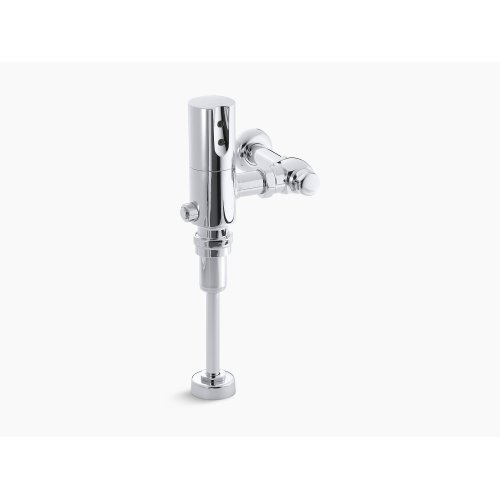 Polished Chrome Touchless Dc Washdown 1.0 Gpf Urinal Flushometer