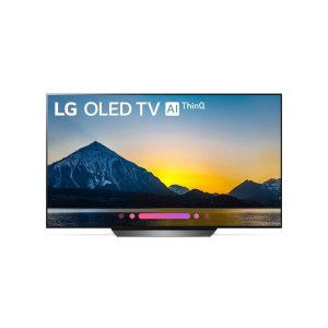 LG AppliancesB8PUA 4K HDR Smart OLED TV w/ AI ThinQ® - 55'' Class (54.6'' Diag)