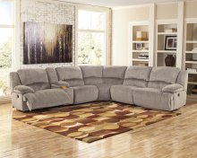 Toletta - Granite 6 Piece Sectional