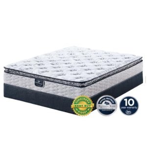 SertaPerfect Sleeper - Transpire - Super Pillow Top - Cal King