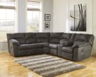 Tambo - Pewter 2 Piece Sectional Product Image