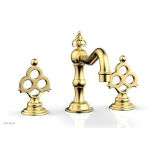 MAISON Widespread Faucet 164-01 - Satin Gold