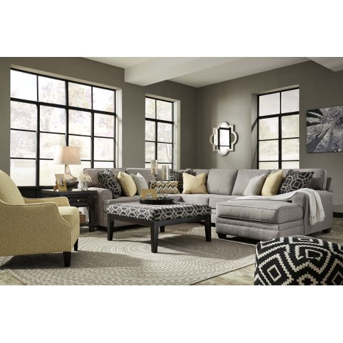 Cresson IV Short Sectional Right
