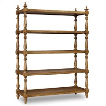 Home Office Archivist Accent Etagere