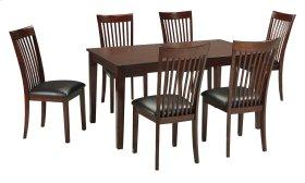 Mallenton - Medium Brown 1 Piece Dining Room Set
