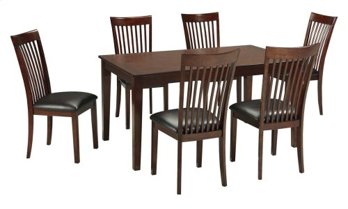 Mallenton - Medium Brown 1 Piece Dining Room Set