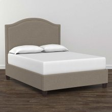 Custom Uph Beds Princeton King Step Rectangular Bed
