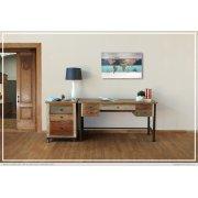 Writing Desk, Reclaimed Wood finish Product Image