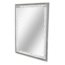 Rectangular LED Wall Mirror 8489