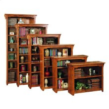 "Mission Oak 36"" Standard Bookcase"