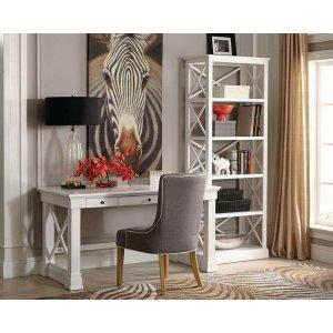 CoasterJohansson Antique White Bookcase