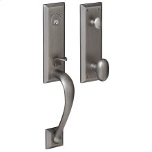 Distressed Antique Nickel Cody 3/4 Handleset