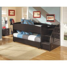 Embrace - Merlot 5 Piece Bedroom Set
