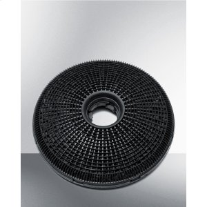 SummitActivated Charcoal Filters To Convert Select European Range Hoods To Recirculating Mode