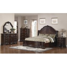 8328-252  Edington 5/0 Headboard